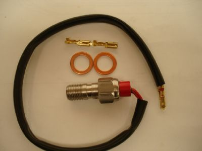 Brake Pressure Switch - BPS